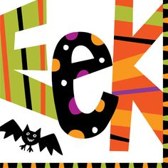 Boo Bash Recycled Beverage Party Napkins 12.7x12.7cm 18/$ 5.96