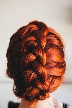 red dutch braid - Google Search