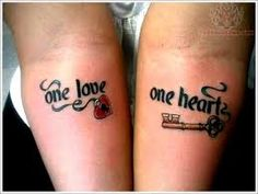 cool tattoos for couples
