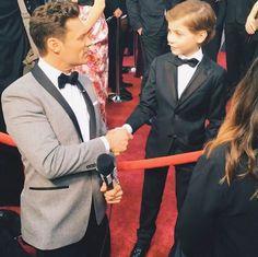 See stars' inside shots from the Academy Awards Best Instagram Photos, Ryan Seacrest, New Star, Hilarious, It Cast, Hollywood, Cute, Blog, Oscars