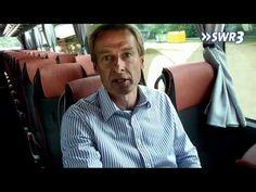 Jürgen Klinsmann erklärt SWR3 exklusiv den Frauen-WM-Bus der Nationalman...