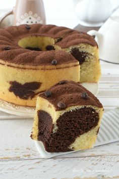 Bianco e brown No Cook Desserts, Mini Desserts, Delicious Desserts, Dessert Recipes, Food Cakes, Appetizer Buffet, Bakery Recipes, Easy Food To Make, Creative Food