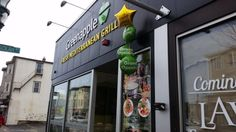 Green Apple Mediterranean Grill is located at 168 Atwells Avenue.