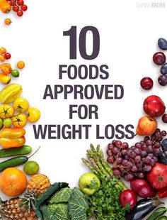 Here are 10 foods that will boost weight loss!