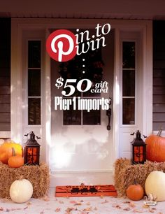 Win a Pier 1 Imports Gift Card on Sweetopia