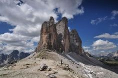 Choose to admire the fascinating Dolomites whith a day trip from #Venice to visit Cortina d'Ampezzo and its surroundings.  http://www.venetoinside.com/tours-activities-in-veneto/tour/one-day-excursion-cortina-dolomites-from-venice/