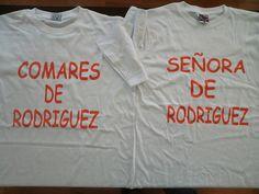 camisetas personalizadas para despedida de soltera