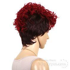 Sensationnel 100% Human Hair Bump Wig - PIXIE MIX - WigTypes.com