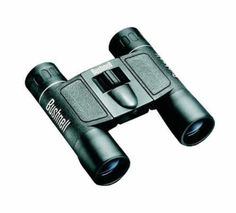 Bushnell PowerView All Purpose Binoculars 10x25mm Case Neckstrap Lenscloth New