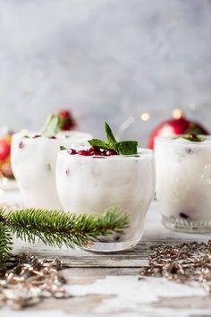 White Christmas Mojito   http://halfbakedharvest.com /hbharvest/