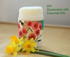 make your own deodor