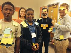 Eye to Eye mentors, relates to students with disabilities - http://flip.it/YPboZ @E2ENational