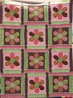 Love this adorable quilt!!!