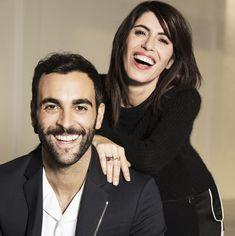 """Giorgia e Marco Mengoni, """"Come neve"""" per incantare"""