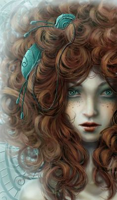 This page contains all of the Piccs that have been tagged with Illustration. Foto Art, Fantasy Women, Illustrations, Hair Art, Female Art, Digital Illustration, Amazing Art, Awesome, Concept Art