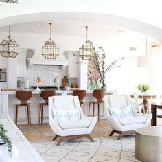 #interiordesign #kitchendecor #kitchenislandideas #kitchenisland