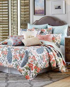 Levtex Home Adelasia Luxury Quilt Plum Bedding, Dorm Bedding Sets, Luxury Bedding Sets, Quilt Bedding, Cozy Bedroom, Bedroom Decor, Bedroom Ideas, Bedroom Retreat, Master Bedroom