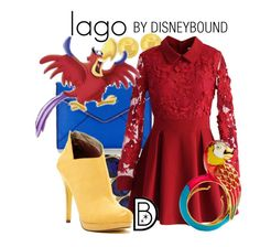 """""""Iago"""" by leslieakay ❤ liked on Polyvore featuring Monet, Lord & Taylor, Rebecca Minkoff, Chicwish, Juicy Couture and Michael Antonio"""