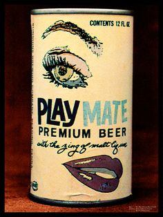 "Beer Cans Utica Club XX Pilsener Lager Beer 1955 Canvas Art Poster 18/""x 24/"""
