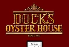 Dock's Oyster House is centrally located in 2405 Atlantic Avenue, within walking distance from the world-famous Boardwalk and the Atlantic City Convention Center. Free parking is available next door to the restaurant.