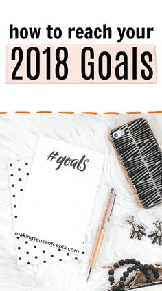 Only around 8% of people achieve their resolutions each year. Check out these tips on 2018 goals and goal setting so that you can be successful! #2018goals #goalsetting #setting2018goals #newyearsresolution
