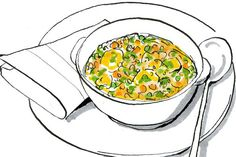 I'm always tempted by a soup diet at this time of the year. Chunky soup suppers followed by cheese or a proper pudding suit post-festivities blues