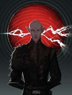 Fracture in which Solas loses his mind