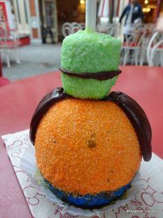 Goofy Caramel Apple