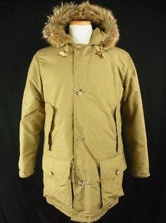 Vintage Woolrich Arctic Parka