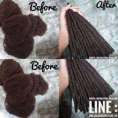 Natural hair 100% #BonitaDreadlocksThailand #DreadlocksPattayaThailand #dreadlockspattaya #Beautifulhair #Dreadhair #dready #dread  #dreadshead  #freelance #เดรดล็อค #Dreadlocks #pattaya #เดรดล็อคพัทยา #พัทยา #naturalhair #naturaldreads #dreadlocksthailand #dreadlockstyle #dreadwork #dreadstyles #dreadication #dreadlife #dreadstagram #dreadaccessories https://www.facebook.com/p   IG :  bonita_dreadlocks_thailand  Call :  0877163384 ~ 0816583268  Line : Dreadlockspattaya.th