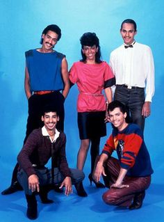 Music group, DeBarge, 1980s