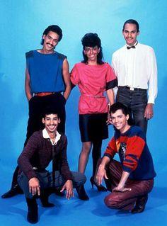 Music group, DeBarge, 1980s