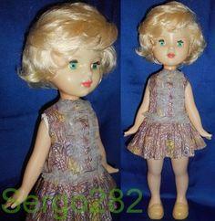Кукла СССР 60см ват Мотовилова ленигрушка