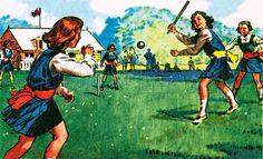 rounders - Google Search Outdoor Games, Image, Google Search, Book, Book Illustrations, Books, Outside Games