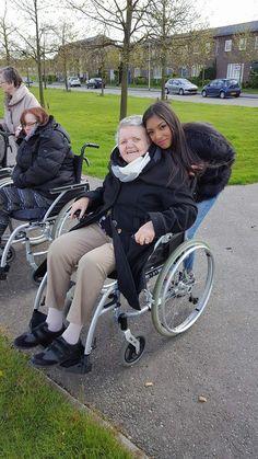 gezelligheid in de gehandicapte zorg daar zijn we voor.