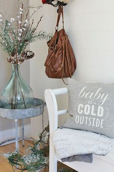 Winter decorating id
