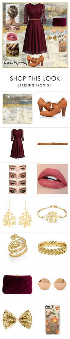 """Where's the wine?"" by livefreelylovefully ❤ liked on Polyvore featuring Pippa Small, Temple St. Clair, Cathy Waterman, Serpui, Victoria Beckham, Casetify and friendsgiving"