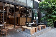 rustic cafe interior design - Google Search