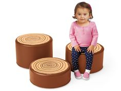 Toddler Soft & Safe Tree Seats