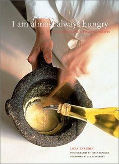 I Am Almost Always Hungry: Seasonal Menus and Memorable Recipes by Lora Zarubin et al., http://www.amazon.com/dp/1584792876/ref=cm_sw_r_pi_dp_aKQKtb0CFR6E2
