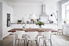 11 cozinhas no estilo escandinavo que a gente adoraria ter
