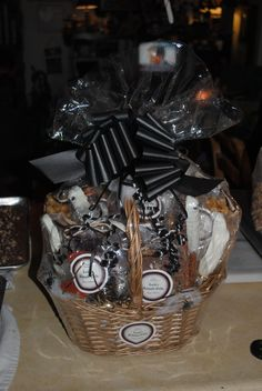 Gift Baskets, by Leslie (all candy made by Leslie) | Leslie's ...