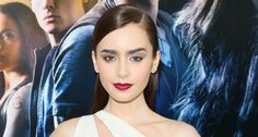 Why getting a lip color like Lily Collins' is easier than ever