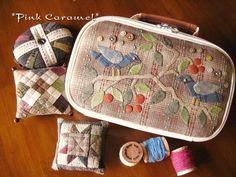 Darling japanese patchwork by Sakae Yoshihara