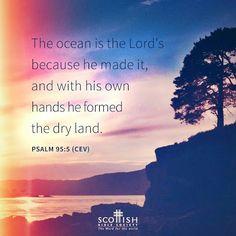 REDE MISSIONÁRIA: PSALM 95:5