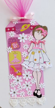 Dress Up JN Doll One Tag
