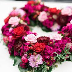 Blumen dürfen nie fehlen