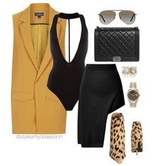 what to wear with BARBARA BUI LEOPARD PRINT CALFHAIR BOOTIE topshop vest
