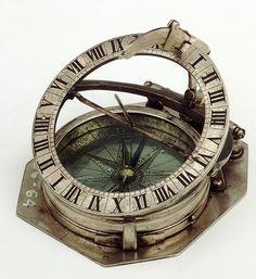 Equinoctial dial - 1700-50