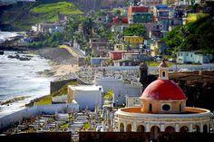 Viejo San Juan, Puerto Rico | 19 lugares realmente encantadores que tienes que ver antes de morir